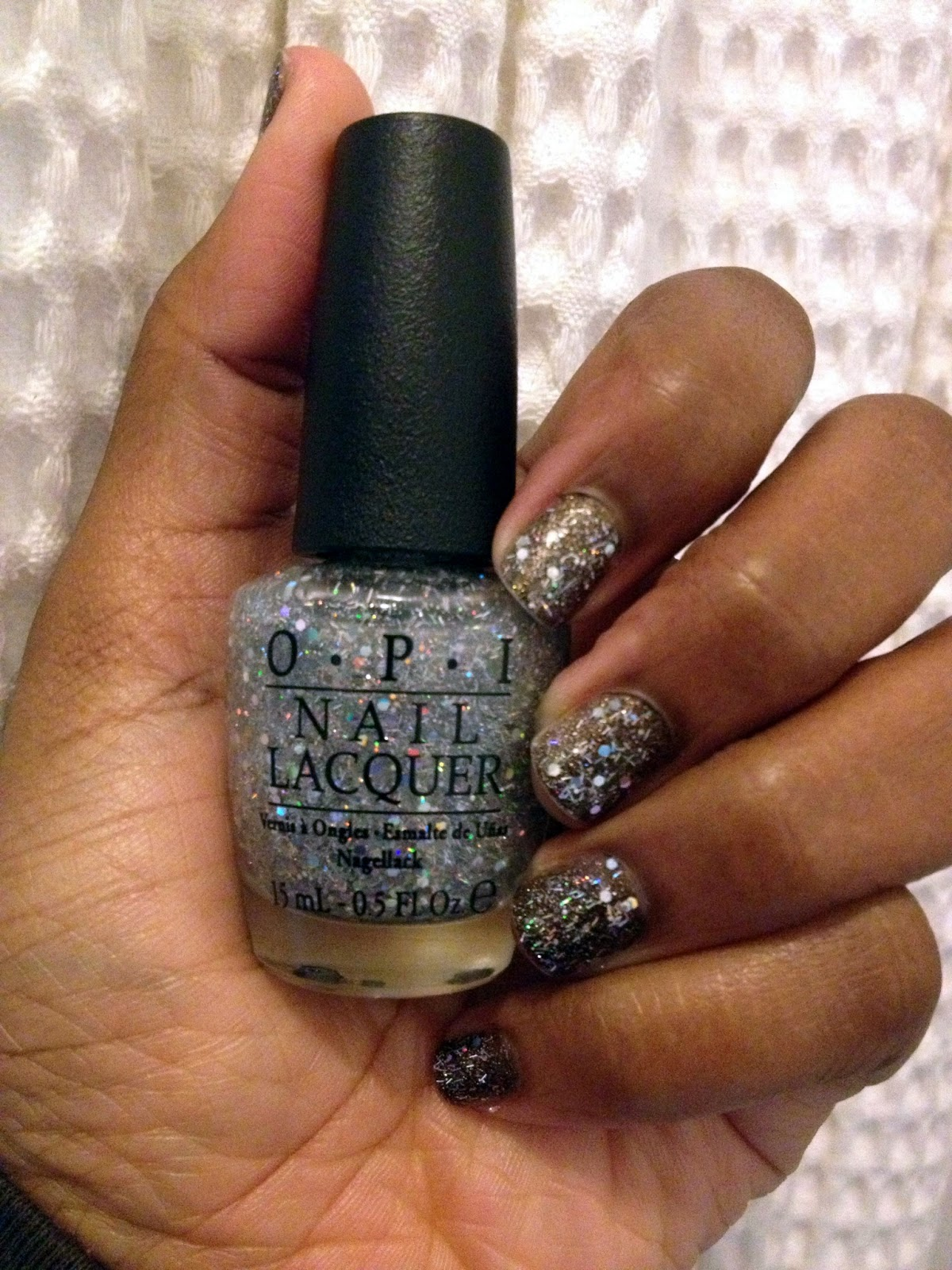 Beauty} OPI Liquid Sand Polish, Iridescent Sparkle & Sally Hansen ...