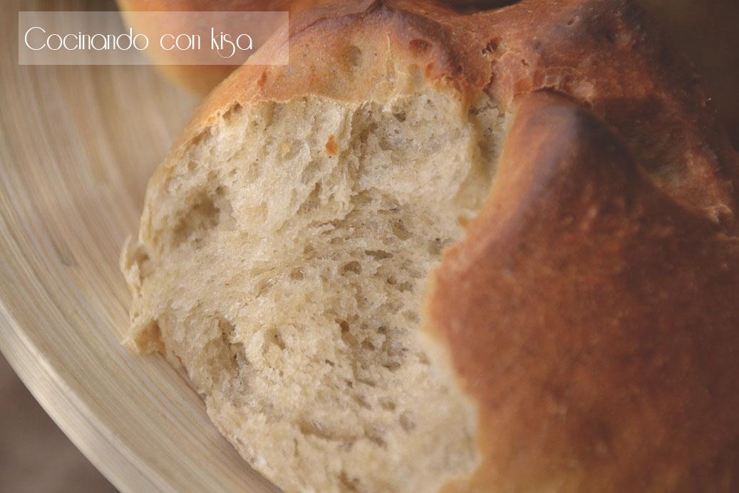 Cocinando con kisa pan con crem fra che y harina de for Pane con kitchenaid