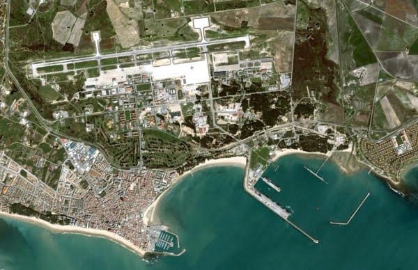 Rota Spain  City new picture : Coronel Von Rohaut: US Naval Station Rota, Spain