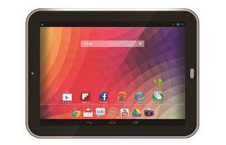 Karbonn launches 10 inch tablet for Rs 10,290