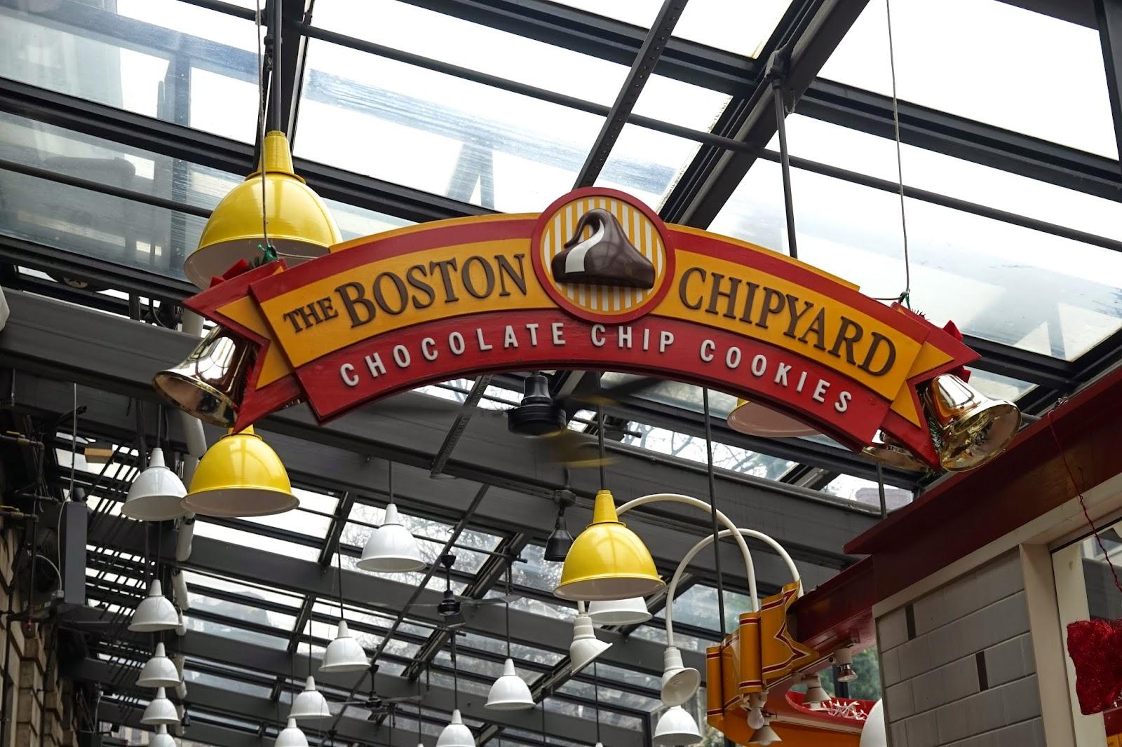 the boston chipyard chocolate chip cookies