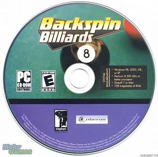 Backspin Billiard + Crack
