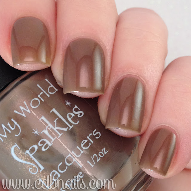 My World Sparkles-Hot Cocoa