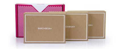 ¡Llega Birchbox!
