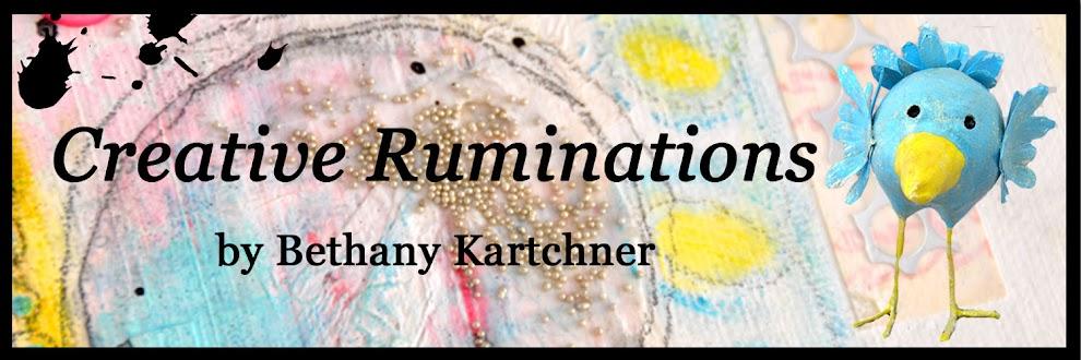 Creative Ruminations