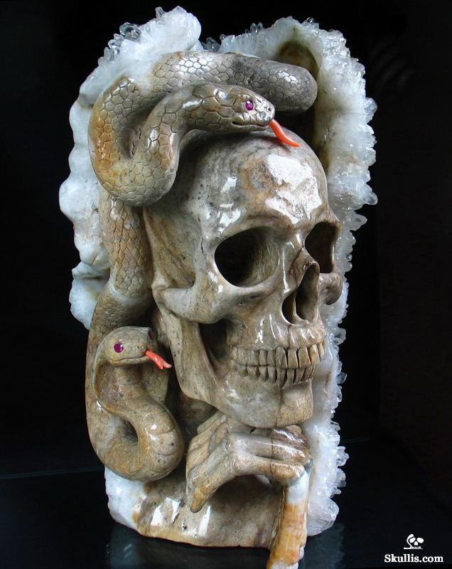 01-Quartz-Crystal-Ruby-Red-Coral-Skullis-Crystal-Skulls-Gemstone-Sculptures-and-Jewelry-www-designstack-co