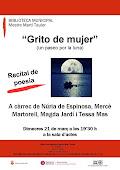 Recital DÍA INTERNACIONAL DE LA POESÍA