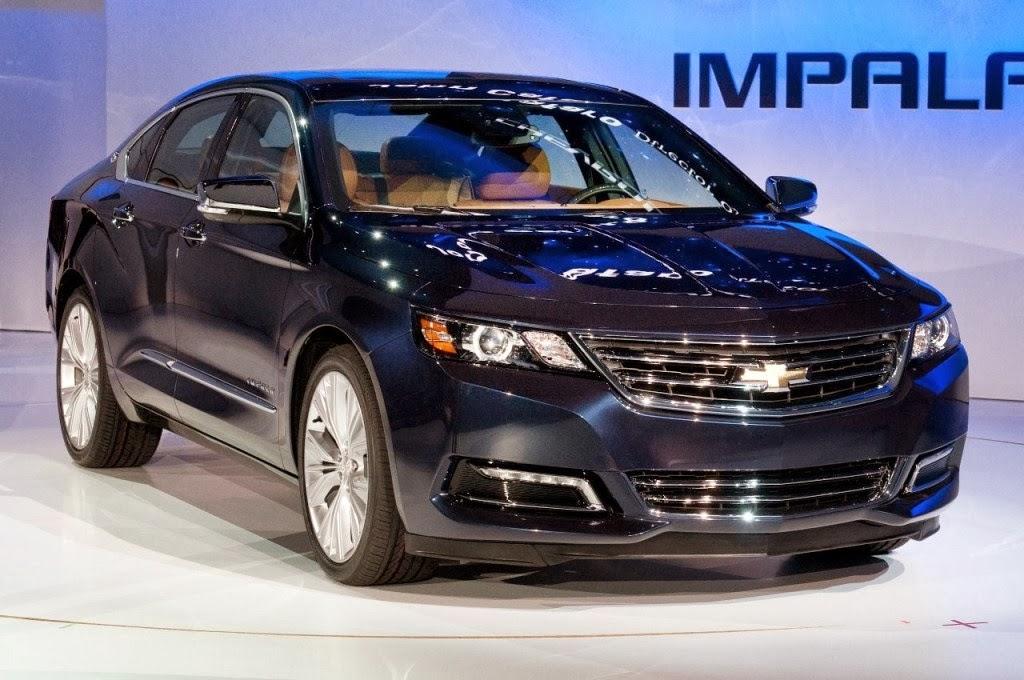 2015 Chevrolet Impala SS Wallpaper
