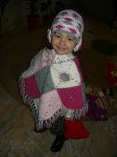 Mia figlia,Andreea.