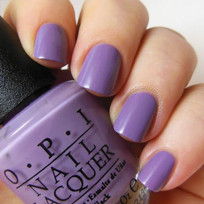 OPI Planks A Lot swatch