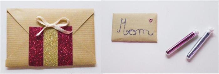 diy r alisez une petite enveloppe pour un petit cadeau cultivez moi. Black Bedroom Furniture Sets. Home Design Ideas