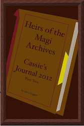 Cassie's Journal 2012 Part Two - FREE BOOK!