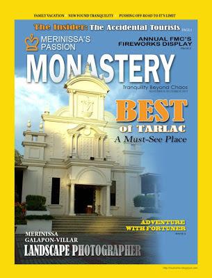 Monasteryo De Tarlac - The Reporter's Assistant