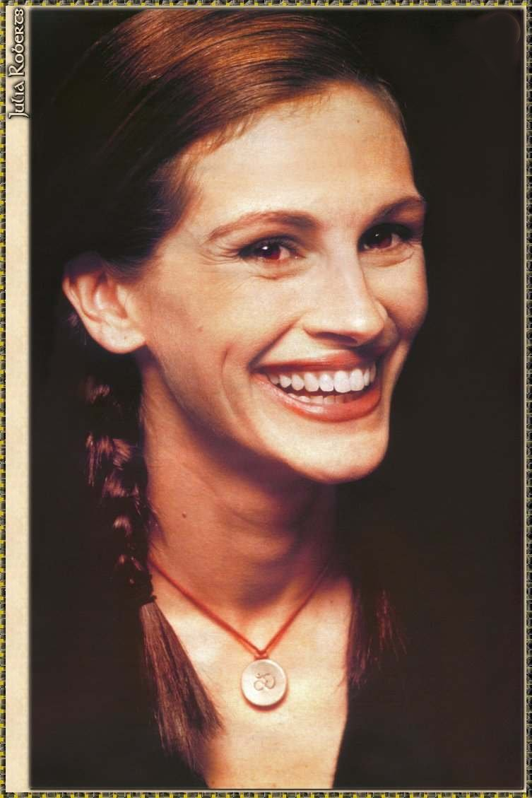 Penetrating Beauty  Julia Roberts