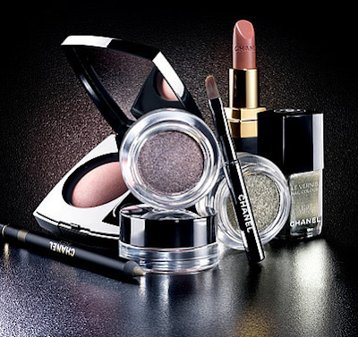 chanel illusion d'ombre collection automne 2011
