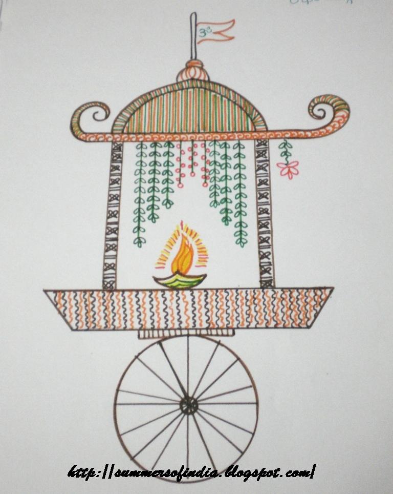 Ratham Rangoli
