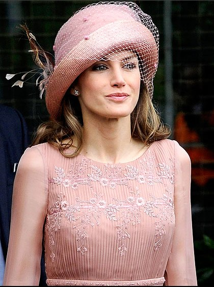 princess letizia wedding. Princess Letizia