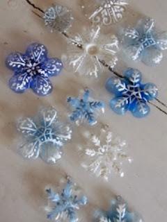 10 Ideas de Decoración para Navidad con Botellas de Plastico, I Parte