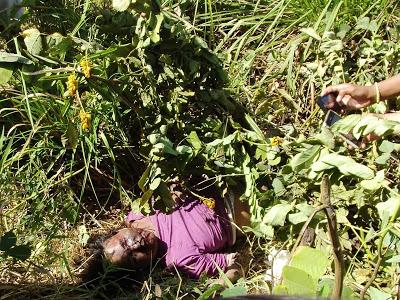 Mulher é encontrada morta as margens de riacho
