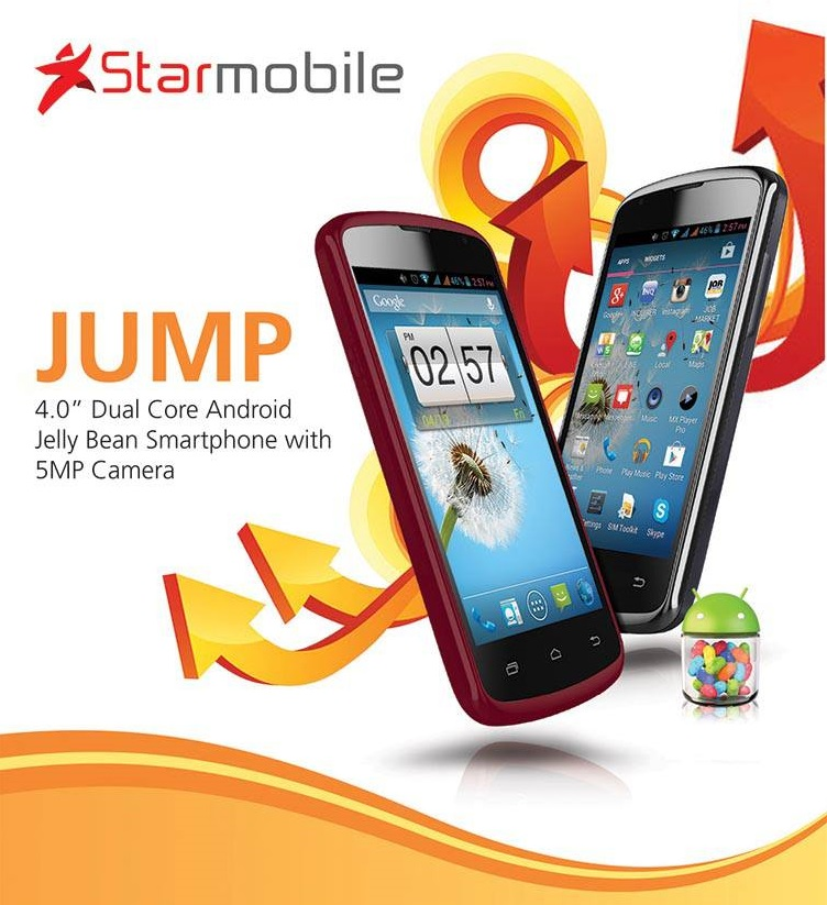 Starmobile Jump: Specs, Price and Availability in the Philippines ...