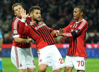 AC Milan 3 - 0 Palermo (1)