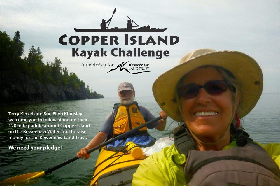 Copper Island Kayak Challenge