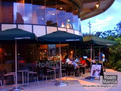 Starbucks One Rockwell