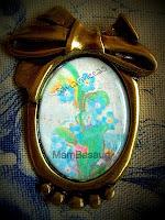 Camafeo donado por la Tienda de manualidades MAM Basauri-