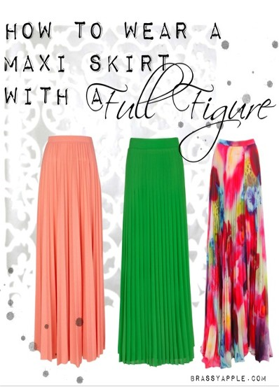 Maxi dress tips for plus size