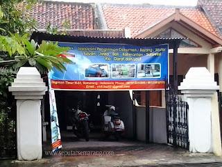 Budi Express, Jasa Pengiriman Dokumen & Barang