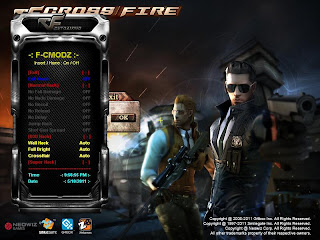 Cheat CrossFire - F-CF MOD V4.4