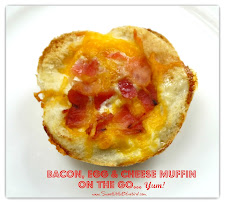 Bacon, Egg &amp; Cheese Muffins