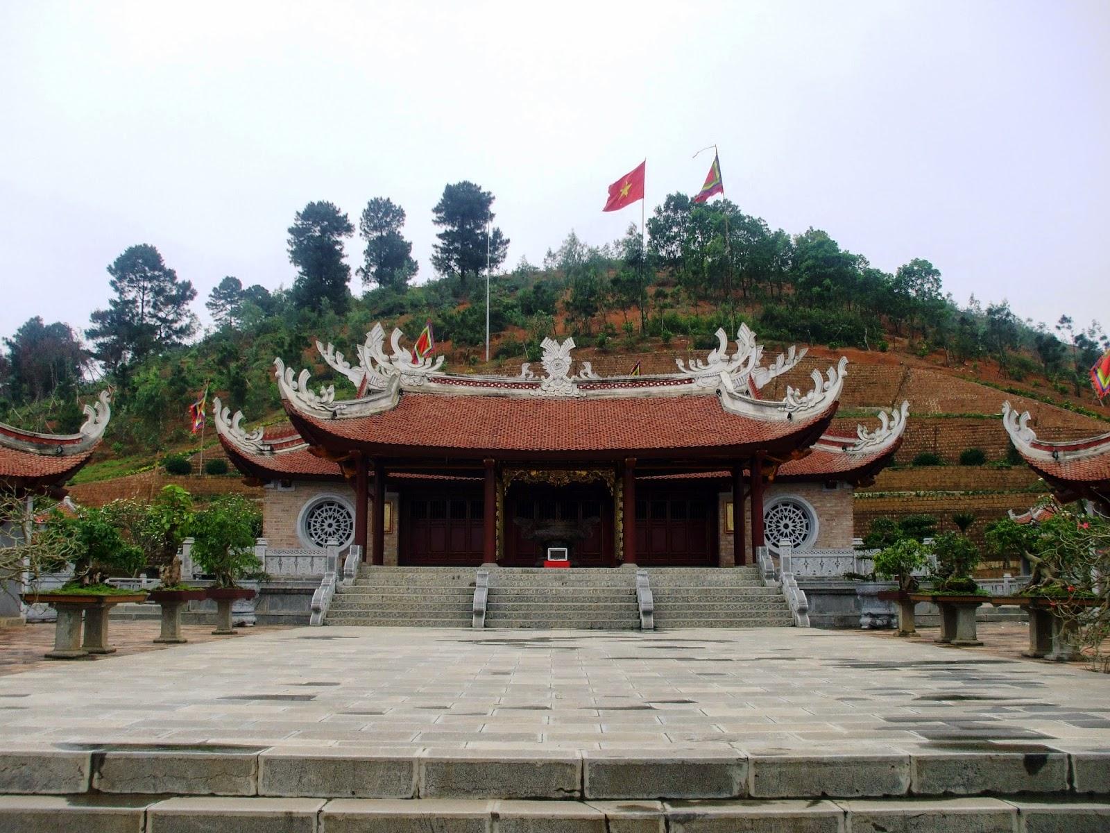 Kinh nghiệm đi du lịch Đền Hùng - Phú Thọ