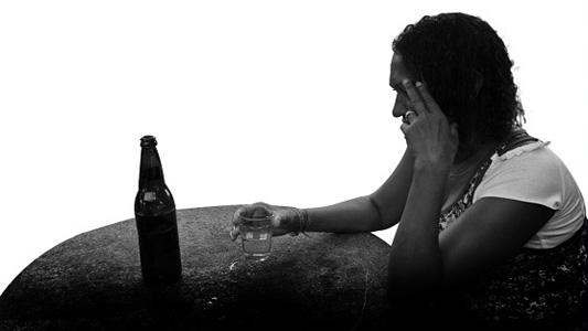 Não medicamentous modo de deixar de beber