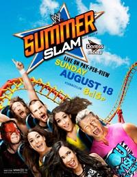 WWE Summerslam 18/08/2013