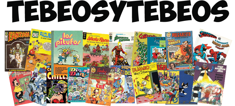 TEBEOS Y TEBEOS cómics y tebeos