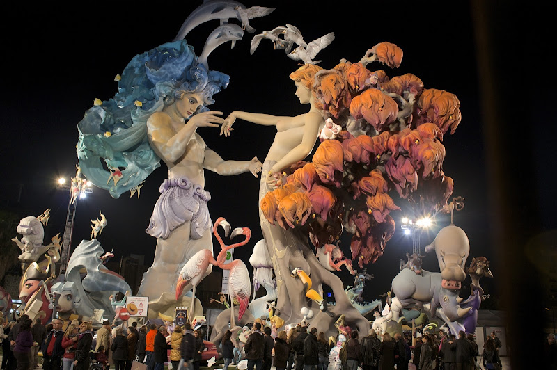 Falla Nou Campanar 2010