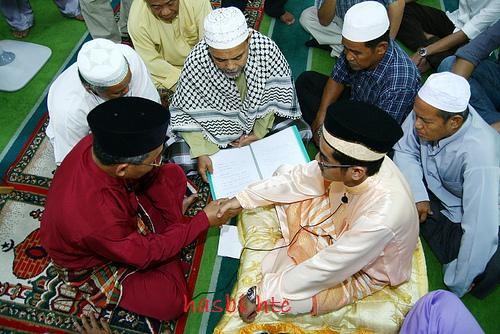 Kumpulan Doa Pernikahan