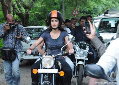 Katrina Kaif with Hrithik
