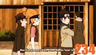 Naruto Shippuden 234 - O Pupilo Favorito de Naruto