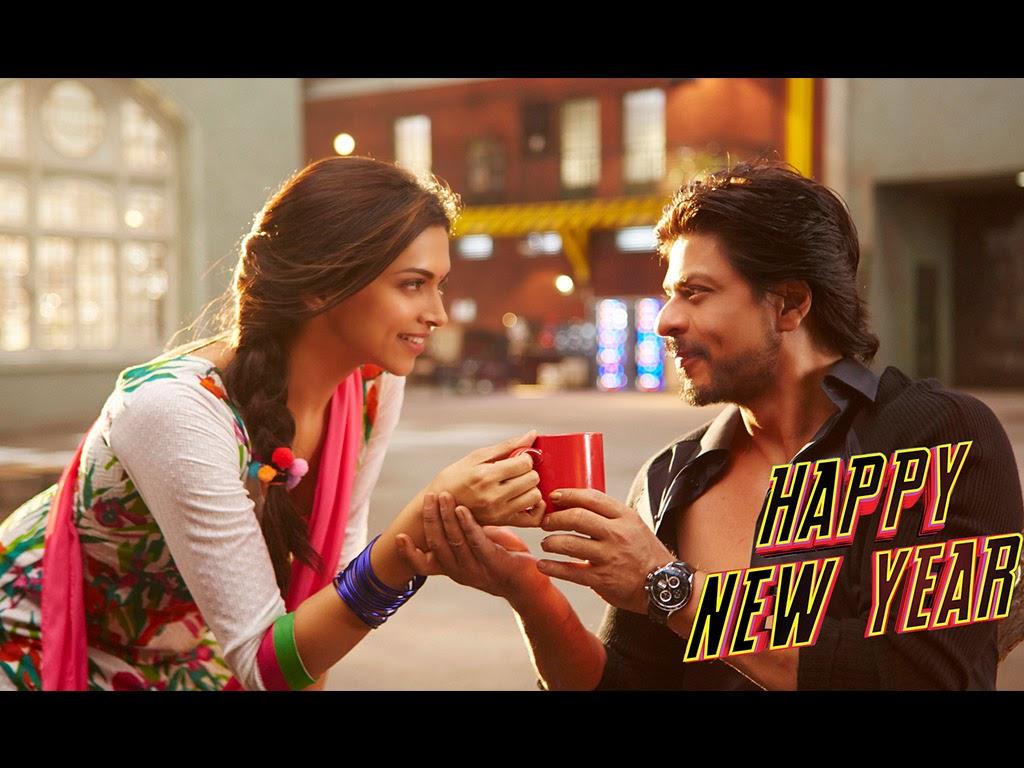 Movie happy new year dipika padu Cofee with sharukh khan 2014 (Actor and Actress Hd Wallpaper)