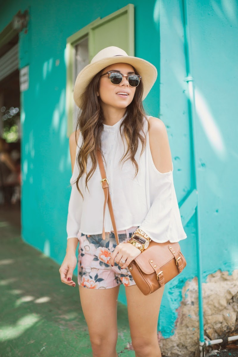 miami fashion blogger, fashion blogger, nany's klozet, daniela ramirez, how to wear, fashion trends,  puerto rico , summer fashion, panama hat