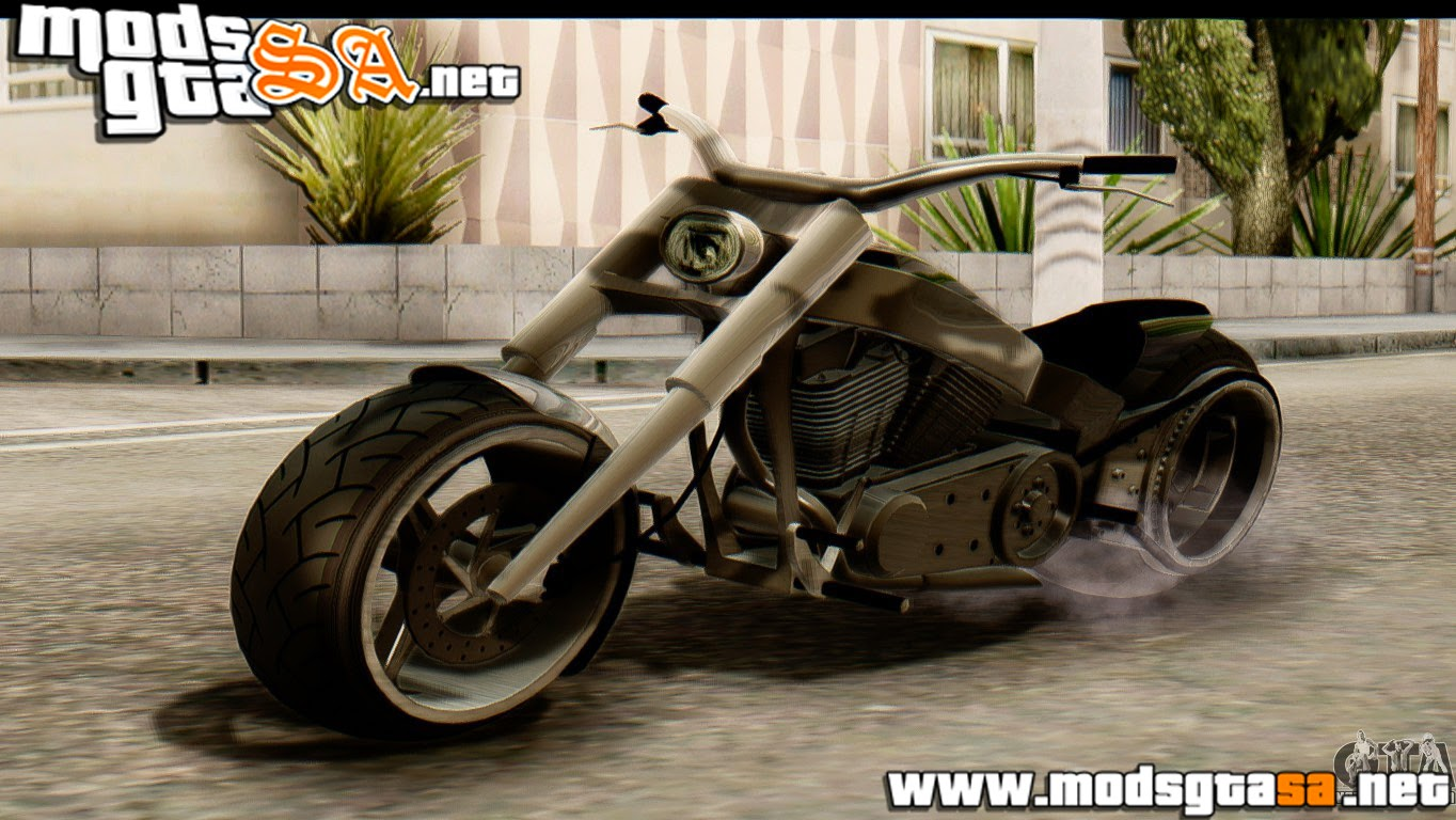 SA - Innovation do GTA V