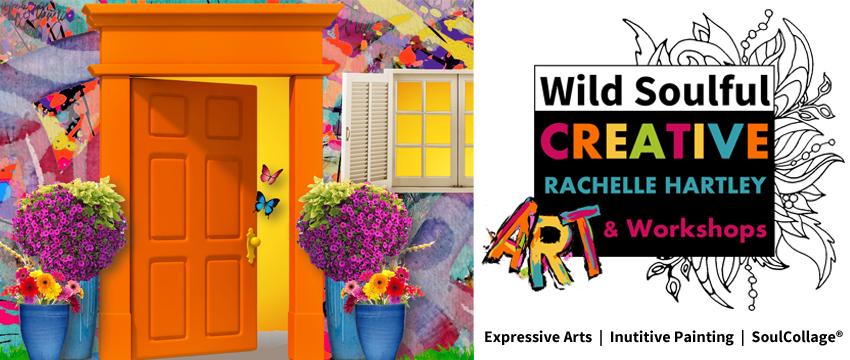 Wild Soulful CREATIVE | Rachelle Hartley