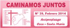Hoja Arciprestal - Febrero