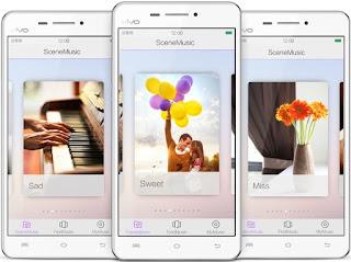 Harga dan Spesifikasi Vivo X3S Terbaru