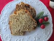 Christmas fruit Cake (Pan de Pascua de mi mamá) pan de pascua