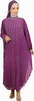 Baju Lebaran Hicone Purple