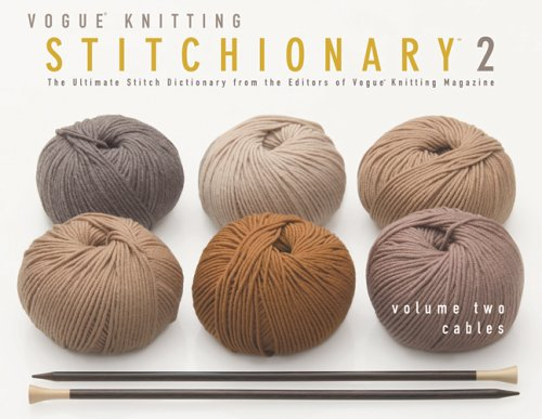 Vogue Dictionary Knitting Stitches : ophidiololo: so...what to do next...