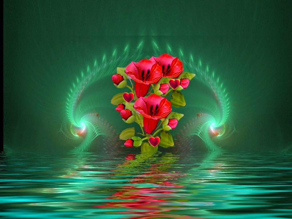 Flores Rojas, parte 5